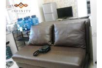 2 kamar hadap laut siap huni condominium greenbay 2 kamar sudah furnished