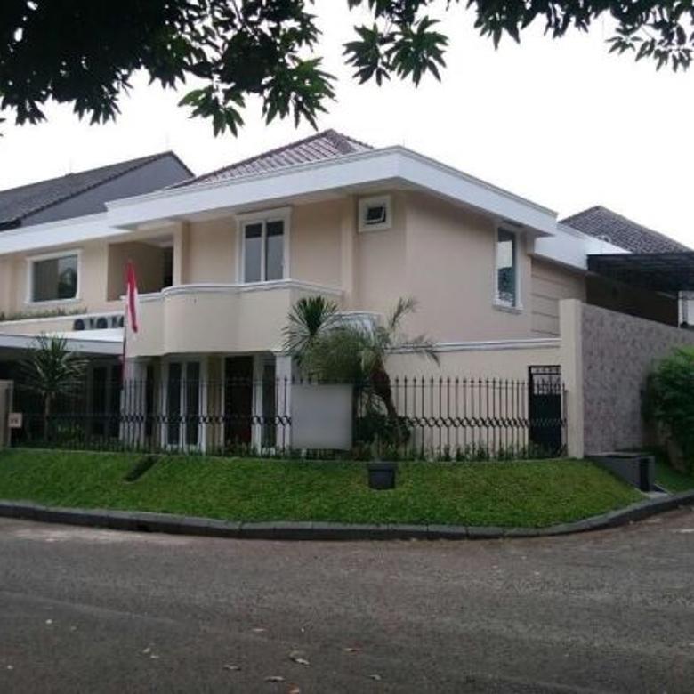 Brand New - Rumah Keren Dalam Komplek Villa Delima