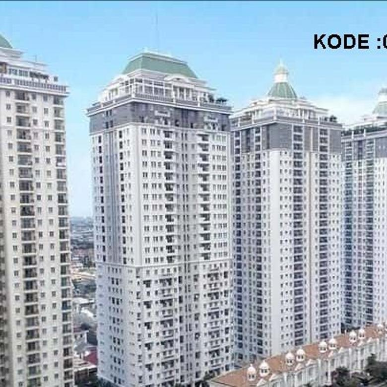 KODE :08710(As) Apartemen Dijual French Walk MOI, Luas 131 Meter