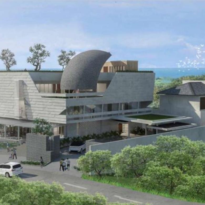 Perdana Villatel Arka Ananta di pantai Melasti, Ungasan Bali