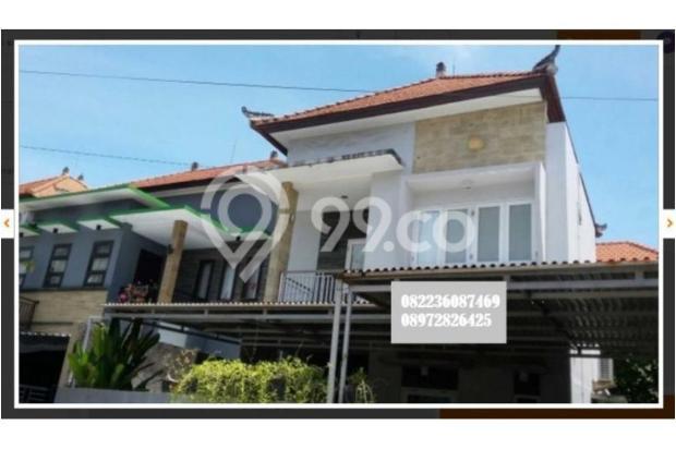 Dijual Rumah 2 Lantai Pusat Kota di Gunung Catur Denpasar