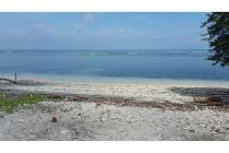 Beachfront Land in Gili Trawangan, Lombok