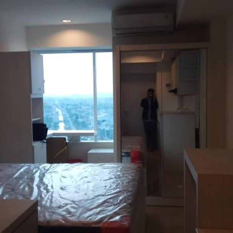 Apartemen Full Furnished Tanpa Denda Sita di Bekasi