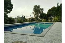 villa puncak 4 kamar (kolam private)