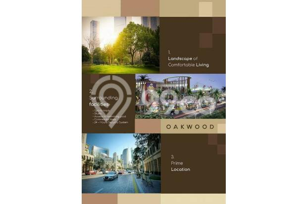 Rumah Baru 2 Lantai Cluster Oakwood di Mutiara Gading CIty Bekasi 14318019