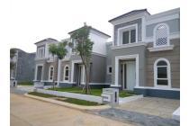 Rumah disewakan type abelia di citraland cirebon