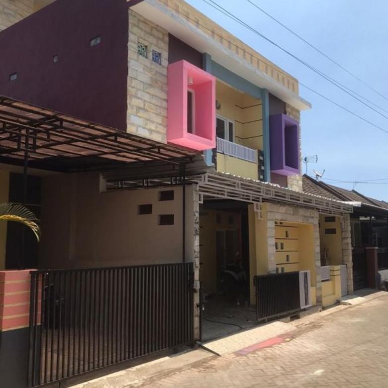 Rumah Kost 10 Kamar Full Perabot Siap Operasional di Malang