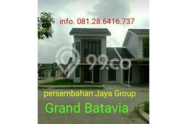 Grand Batavia cluster 2Lantai Hook/ lebih tanah Dp. dicicil 15bulan 15789669