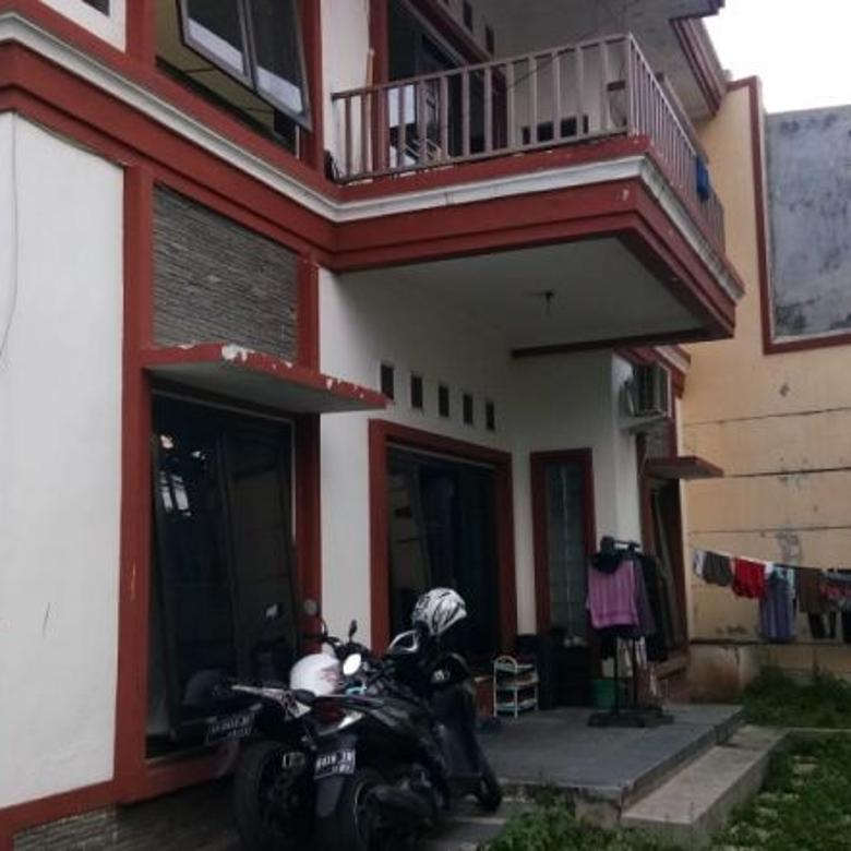 Jual Rumah dan tanah cocok untuk gudang pusat kota