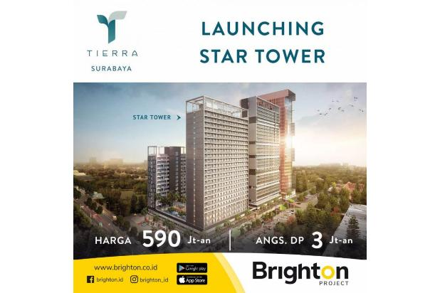FOR SALE Apartemen STRATEGIS SUPERBLOCK TIERRA  Buruan BERINVESTASI 17994570