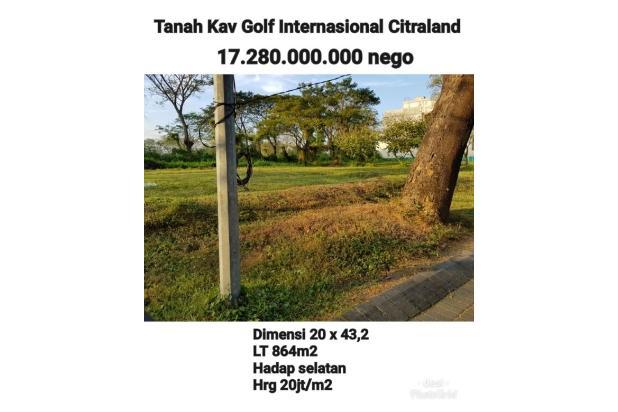 Rp17,2mily Tanah Dijual