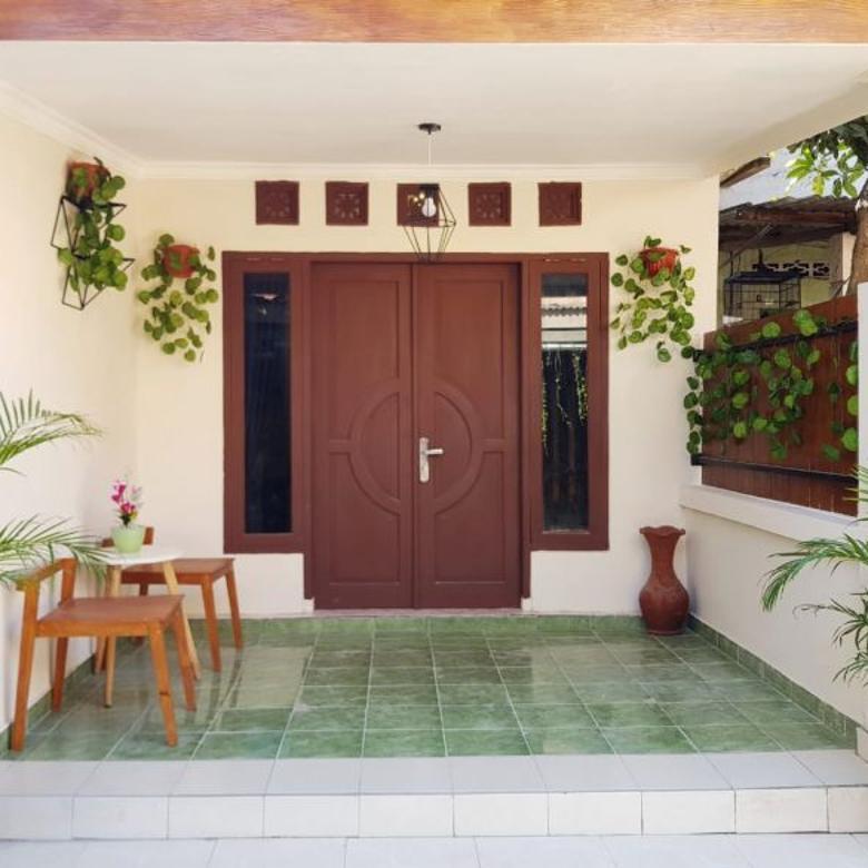 Rumah Dijual Cantik Dan Nyaman Dekat Pasar Kotagede