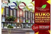 Ruko Premium Boulevard Golden City