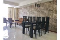 Siap huni Apartemen Taman Anggrek 2+1 Bed Room