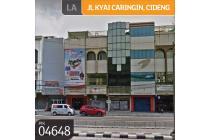 Ruko Jl Kyai Caringin, Cideng, Gambir, Jakarta Pusat