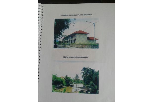 Rp600mily Tanah Dijual