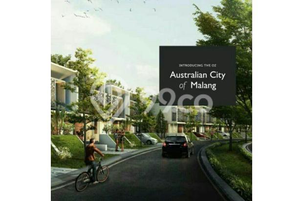 Dijual Rumah Baru The Oz Residence di Malang 17109750