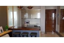 Dijual Apartemen baru 1 BR furnished di District 8 SCBD