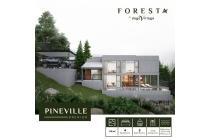 New cluster foresta dago village cocok untuk investasi
