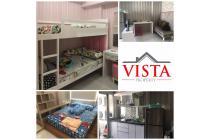 VISTA--Pusat Apartemen Educity 2 BR Furnished