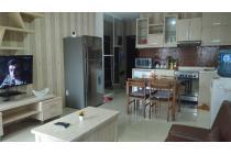 Sewa Apartemen Tamansari Semanggi 2BR Furnished Lantai Sedang