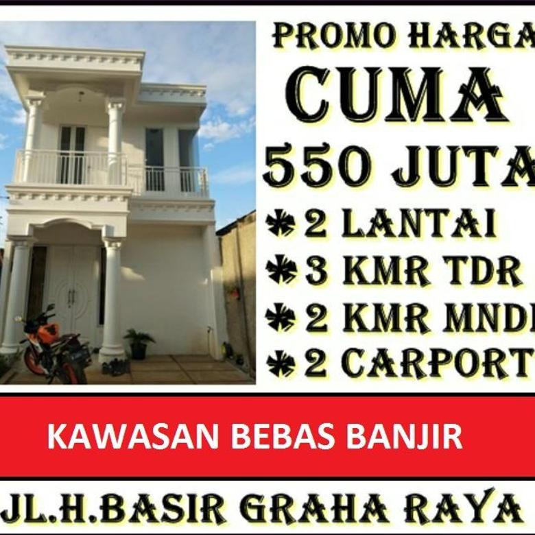 Rumah Eksklusif Elegant Baru di kawasan Premium Bintaro/bsd