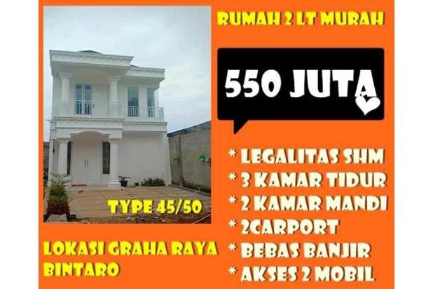 Rp5,5jt Rumah Dijual