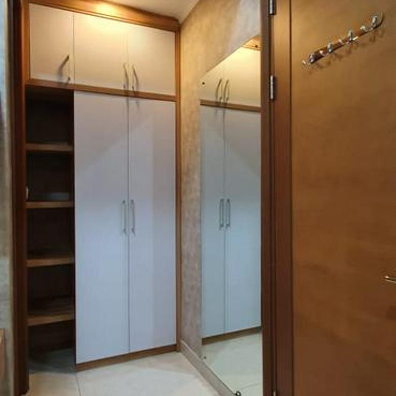 Kondominium Apartemen Taman Anggrek Residences 2 bedroom full furnished bagus siap huni baru di jakarta barat