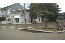 Di jual cepat kavling dan bangunannya di perumahan Serpong Park BSD (mei973