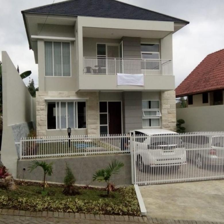 Dijual Villa Paderman Hill, Batu, Malang