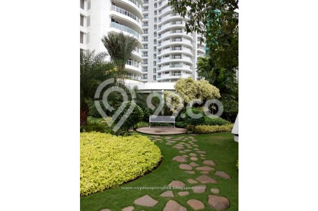 Golf view apartemen Royale Springhill 4298989