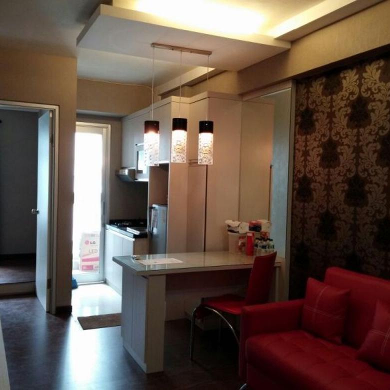 FAST SALE! Apartmen Greenbay Pluit 2br, Full furnish Uk besar, MURAH BANGET