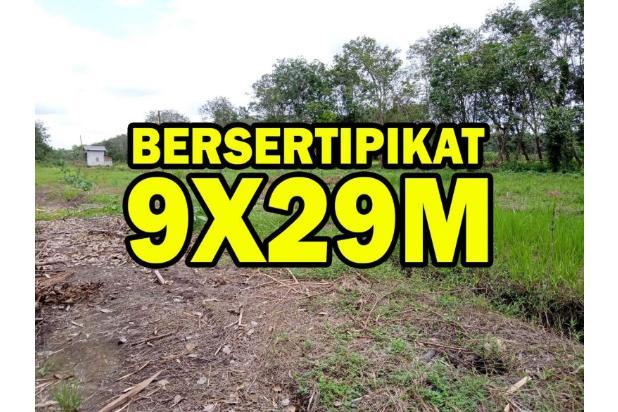 Rp55jt Tanah Dijual