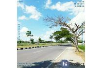 5,2 Hektar Tanah depan BIL Lombok tengah T438