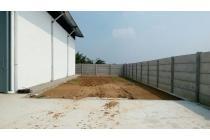 Gudang Industri Lokasi Strategis dekat Pintu toll