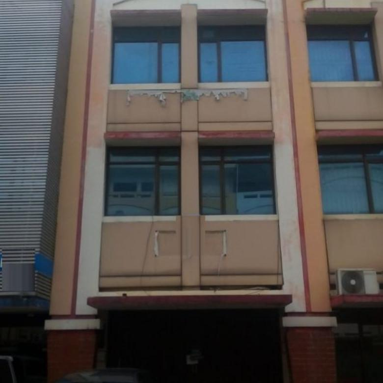 KODE :07718(Wb) Ruko Disewa Jakarta Utara, Hadap Timur, Luas 4,5x15 Meter (
