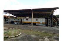 Tanah dan Bangunan Kantor serta workshop