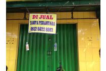 Tempat Usaha di Pasar Kaget  (pinggir jalan raya besar plumpang semper)