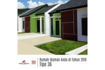 Jual Rumah Murah Tipe 36 di Bandung Selatan