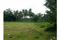tanah siap bangun luas 3 ha.