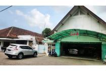 Rumah di A Yani daerah Borobudur, Malang