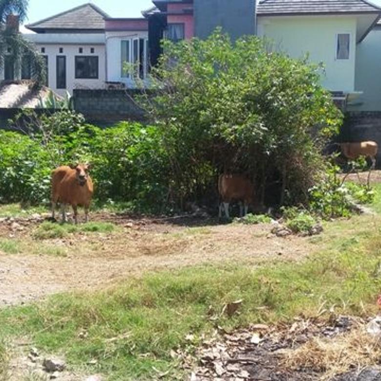 Tanah strategis kawasan berkembang tukad badung denpasar