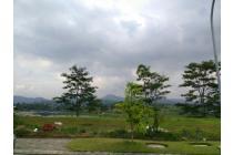Kavling View Sangat Indah Pemandangan Danau Kota Baru Parahyangan