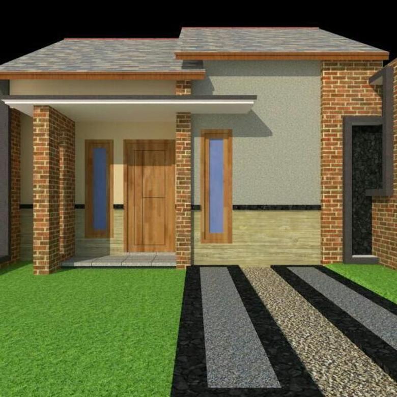 Rumah Baru dalam Cluster di Kalimulya, Depok