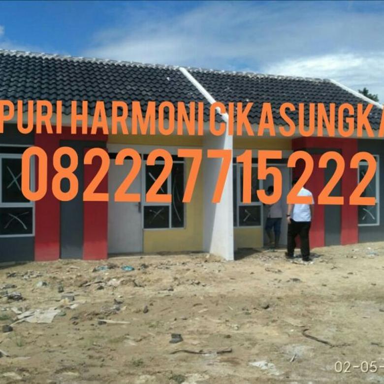PHCK perumahan subsidi di tanggerang