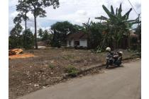 Tanah murah kangsung balik nama, dekat pemda sleman