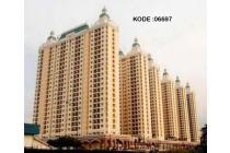 KODE :06697(Ir/Jf) Apartemen Dijual Jakarta Utara, Luas 110 Meter