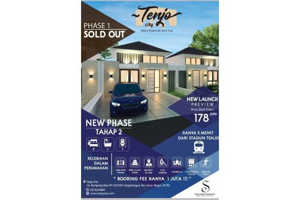 Rp208jt Rumah Dijual