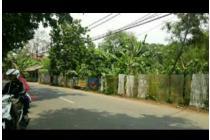 di jual tanah dijalan mohammad kahfi 1 jagakarsa Jakarta Selatan