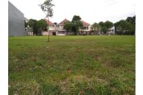 Tanah kavling posisis strategis di Central Park Mulyosari Surabaya